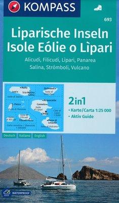Kompass - WK 693 Liparische Inseln