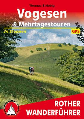 Rother - Vogesen - 9 Mehrtagestouren