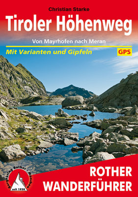 Rother - Tiroler Höhenweg