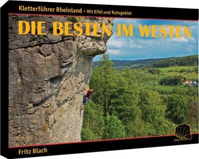 Geoquest - Kletterführer Rheintal - mit Eifel und Ruhrgebiet