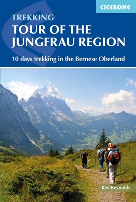 Cicerone - Tour of the Jungfrau Region