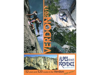 Climbing in the Verdon
