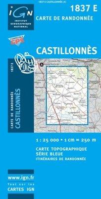 IGN - 1837E Castillonnes