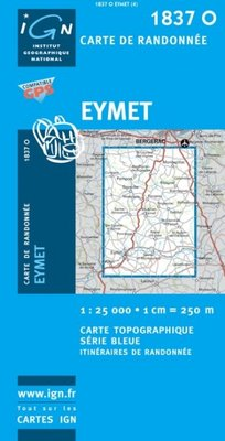 IGN - 1837O Eymet