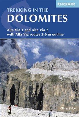 Cicerone - Trekking in the dolomites