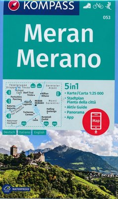 Kompass - WK 053 Merano