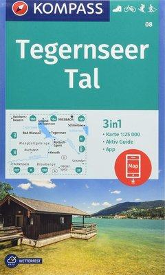 Kompass - WK 08 Tegernseer Tal