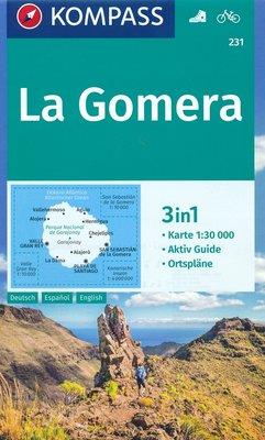 Kompass - WK 231 La Gomera