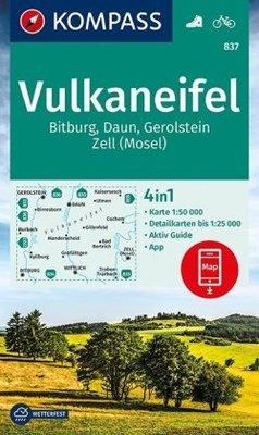 Kompass - WK 837 Vulkaneifel