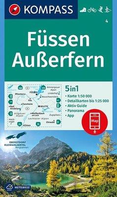 Kompass - WK 4 Füssen - Ausserfern