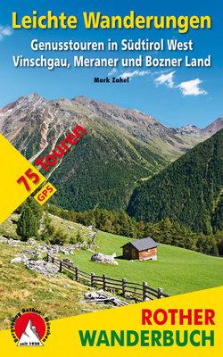Rother - Leichte Wanderungen Südtirol West wb