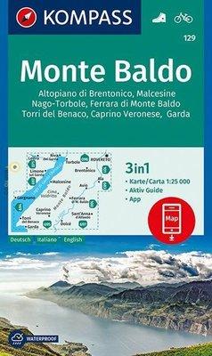 Kompass - WK 129 Monte Baldo
