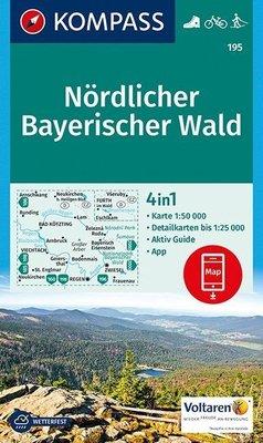 Kompass - WK 195 Nördlicher Bayerischer Wald