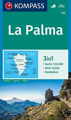 Kompass - WK 232 La Palma
