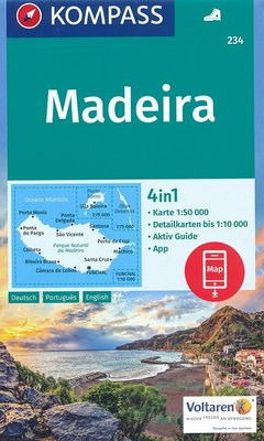 Kompass - WK 234 Madeira