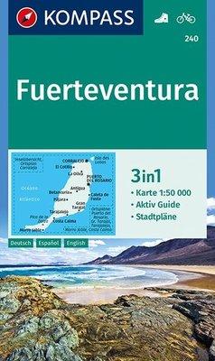 Kompass - WK 240 Fuerteventura