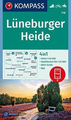 Kompass - WK 718 Lüneburger Heide