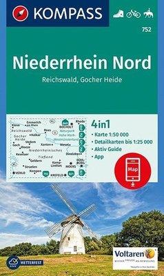 Kompass - WK 752 Niederrhein Nord