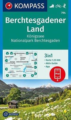 Kompass - WK 794 Berchtesgadener Land