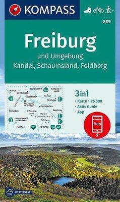 Kompass - WK 889 Freiburg und Umgebung