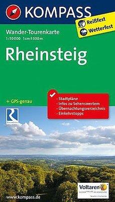 Kompass - WK 2503 Rheinsteig