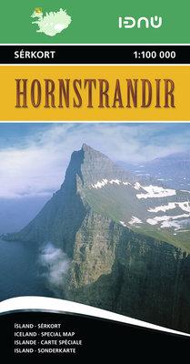 Ferdakort 3 - Hornstrandir