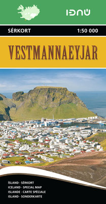 Ferdakort 8 - Westman Islands