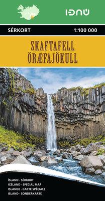 Ferdakort 6 - Skaftafell – Öræfajökull