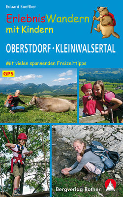 Rother - Erlebniswandern mit Kindern Oberstdorf - Kleinwalsertal