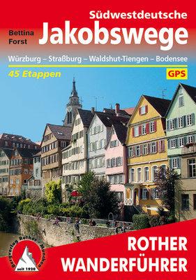 Rother - Südwestdeutsche Jakobswege wf