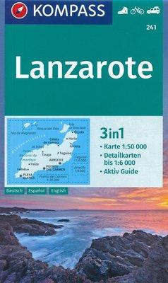 Kompass - WK 241 Lanzarote