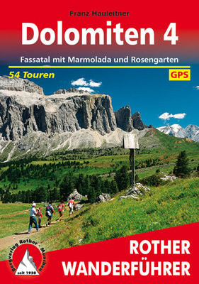 Rother - Dolomiten 4