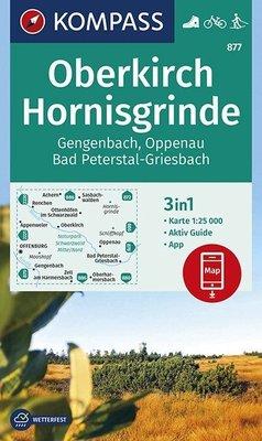 Kompass - WK 877 Oberkirch - Hornisgrinde