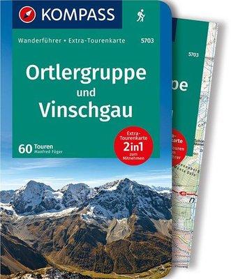 Kompass - Ortler - Vinschgau wf