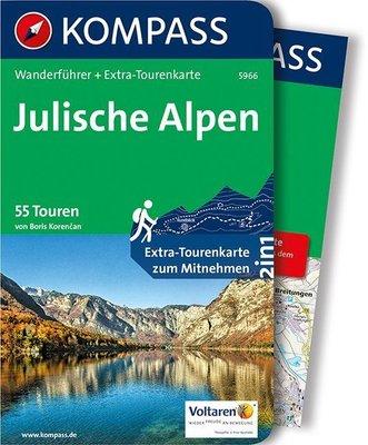 Kompass - Julische Alpen wf