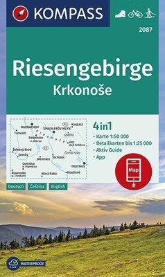 Kompass - WK 2087 Riesengebirge