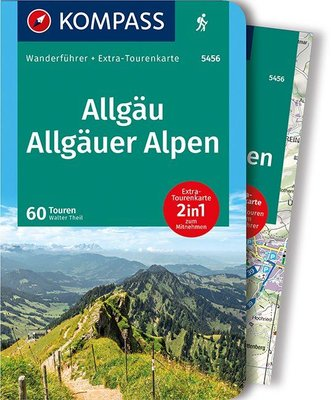 Kompass - Allgäu - Allgäuer Alpen wf