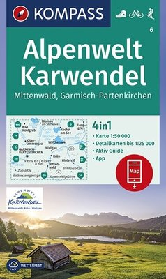 Kompass - WK 6 Alpenwelt Karwendel