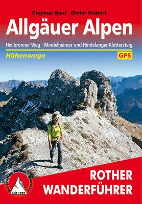 Rother - Allgäuer Alpen, Klettersteige und Höhenwege