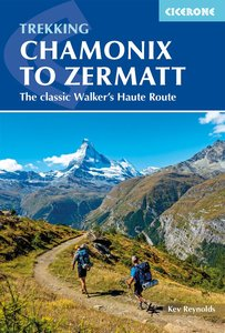 Cicerone - Chamonix to Zermatt