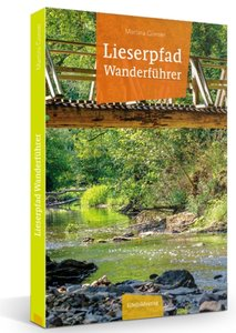 Eifelbildverlag - Lieserpfad Wanderführer