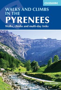 Cicerone - Walks and climbs in the Pyrenees.