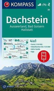 Kompass - WK 20 Dachstein - Ausseerland