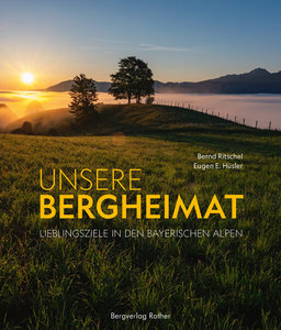 Rother - Bildband Unsere Bergheimat