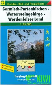 F&B - WKD 4 Garmisch-Partenkirchen-Wettersteingebirge-Werdenfelser Land 2017