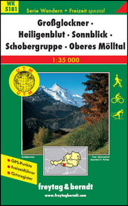 F&B - WK 5181 Großglockner-Heiligenblut-Sonnblick-Schobergruppe-Oberes Mölltal 2016