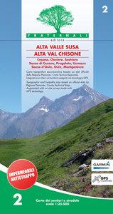 Fraternali - 2 Alta Valle Susa, Alta Val Chisone