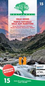 Fraternali - 15 Valle Gesso, Parco Naturale delle Alpi Marittime