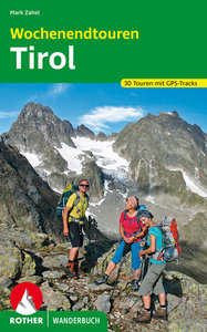 Rother - Wochenendtouren Tirol wb