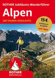 Rother Jubiläums-Wanderführer - Alpen